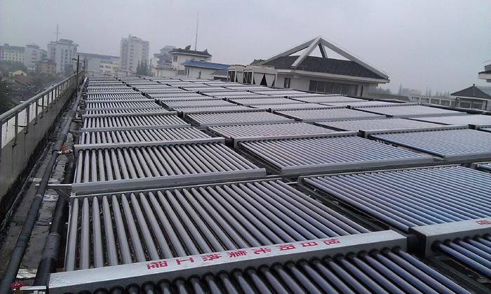 扬州妇幼保健院太阳能热水工程